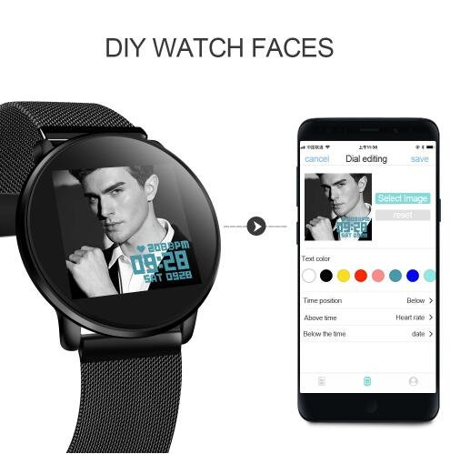 LT03 Smart Watch Men 1.33 Inch Display Replacement Strap Heart Rate Monitor DIY Watch Faces Multi-sports Mode Smartwatch