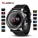 T2 Smart Watch Sport IP68 Waterproof Blood Oxygen Heart Rate Monitor Fitness Tracker Smartwatch Pedometer Message Alarm